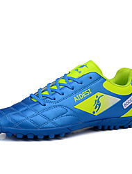 Men's Shoes Synthetic Athletic Shoes Soccer Lacing Training Soccer Shoes  Green / Blue / Red / Black