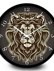 The Lion Creative Wall Clock