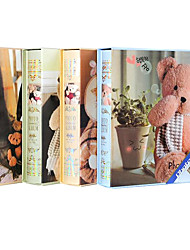 6 inch 200 bear design album random color