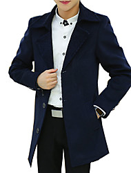 The new/man/fashion/coat/business/leisure/suit/woolen cloth/coat/jacket/trend SLS-YF-X9820