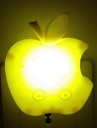 (Color Random) Apple Smart Light Control LED Energy-saving Night Light