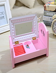 Mini Music Bed Jewelry Box
