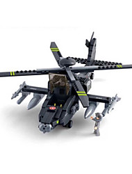 Block Puzzle Apache helicopter gunships