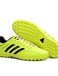 ailema Homens Futebol Tênis Primavera / Verão / Outono Almofadado / Anti-desgaste / Respirável Sapatos Verde / Vermelho / Preto / Azul