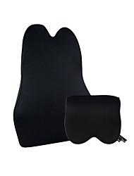 50 * 42 Polyester und Baumwolle Autositzlehne und Kopfstütze Satz 2 Stück