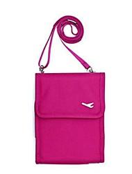 Women Oxford Cloth Outdoor Shoulder Bag Orange / Gray / Black / Fuchsia