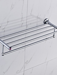 Bathroom Shelf / Chrome / Wall Mounted /60*15*10 /Zinc Alloy60 15 0.523