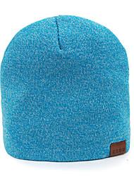 Bonnet de Ski Ski Casquettes/Bonnet / Chapeau Femme / Homme / Unisexe Garder au chaud / Pare-vent Snowboard Tissu de laineRose dragée /