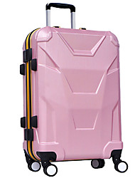 Unisex-Outdoor-Plastic-Travel Bag-Pink / Purple / Blue / Brown / Red
