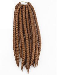"14"" 12"" Havana Mambo Twist Braids Top Sellers X-TRESS 80g/pack Crochet Kanekalon Synthetic Braiding Hair Extensions"