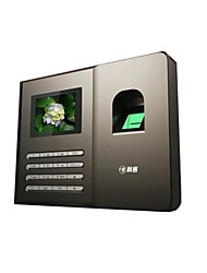 Attendance Punch Card Machine Type Fingerprint Attendance Machine Free Installation