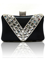 Women's fashion diamond package upscale boutique evening bag luxury banquet package