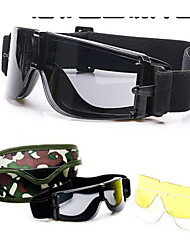 X800 Eye Glasses Tactical Goggles Outdoor Sandstorm Protection Riding On Behalf Of CS
