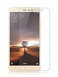 zxd vidro temperado para Xiaomi redmi 2 filme protetor fosco vidro 3 tela para a nota redmi originais 2 3
