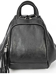 Women PU Casual Backpack