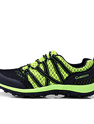 Camssoo Women's Hiking Mountaineer Shoes Spring / Summer / Autumn / Winter Damping / Wearable Shoes Green / Blue