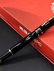 Hero of The Real Thing Black for Her Senior Metal Pen