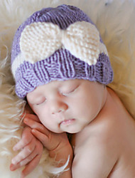 Kid's Handmake Knitting Hat(0-1Years Old)