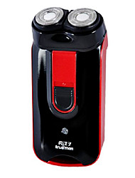 Electric Shaver Men Face Electric Low Noise Stainless Steel Trueman