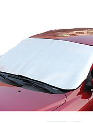 Sommer Wärmedämmung, Sonnen Beweis, Aluminiumfolie, Abdeckung Flammschutzmittel Auto 140 * 70cm
