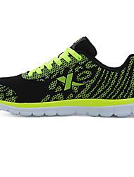 Tênis de Corrida Sapatos Casuais Ultra Leve (UL) Veludo Malha Respirável Correr