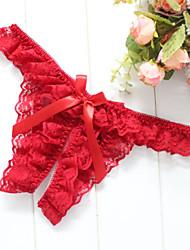 Damen,Spitze Besonders sexy Höschen Slips-Nylon