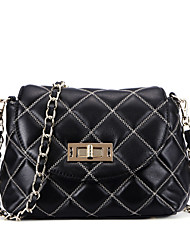 Stiya Fashion Vintage Top Grade Sheepskin Large Capactiy Multifunction Lady Shoulder Sling Bag