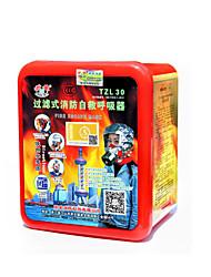 3c Zertifizierung Feuerleiter Maske Rauch Maske in sich geschlossene Gerät Antiviren-Atmung