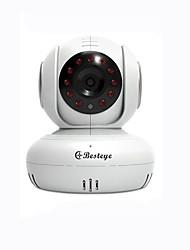 besteye® u5886 draadloze smart ip camera wifi babyfoon met nachtzicht tweeweg audio temperatuur detectie gratis app