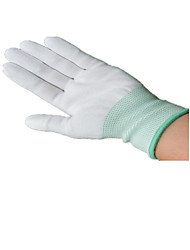 Thickening Encryption Pu Coated Gloves Antistatic Pu Nylon Gloves Clean
