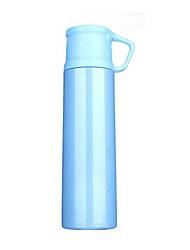 bouteille thermos vide tasse d'eau en acier inoxydable