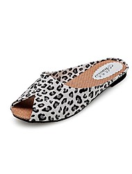 Women's Shoes Libo New Style Flats Heel Casual Sexy Sunny Sandals Gold / Leopard / Black / White