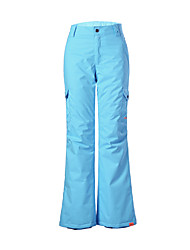 GSOU SNOW new  blue long ski pants/ women ladies breathable waterproof windproof pants