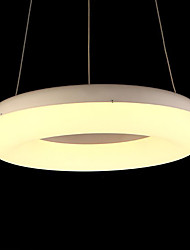 Circular Contemporary And Contracted Yakeli The living Room Dining Room light