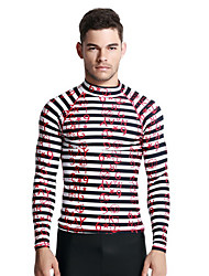 SBART Homme Combinaisons Tenue de plongée Compression Costumes humides 1.5 à 1.9 mm Noir M / L / XL Plongée