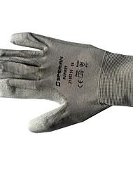 porter anti-dérapant en plastique caoutchouté suspension plastique emplois de protection anti-travail gants de travail