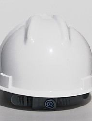 ABS Plastic Safety Helmet Construction Site Dedicated To Prevent Falling And Air Permeability Safety Cap