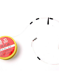 100M / 110 Yards Monofilament White / Gray / Red 120LB 0.2 mm For General Fishing(Random Delivery)