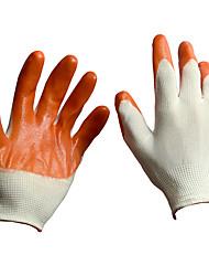 pvc reboque tendão de nylon mergulhado luvas penduradas cola plástica