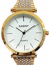 novo relógio personalidade da mulher
