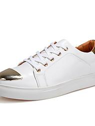 Men's Fashion Casual Shoes EU39-45 Microfiber Board Flats Sneakers Shoes