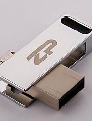 ZP C06 32 Гб USB 2.0 Вращающийся / Поддержка OTG (Micro USB) / Водостойкий / Ударопрочный