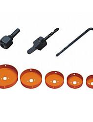 kaisi® деревообрабатывающего отверстие увидел восемь комплектов ручных инструментов, аппаратных средств