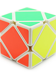 Yongjun® Smooth Speed Cube Alien / Skewb Speed Magic Cube Black / White Plastic