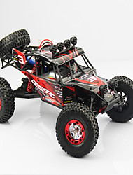 4WD 2.4G Powerful Brushed / Brushless Remote Control Car Professional RC Racing Car 45-75 kmh