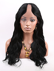 EVAWIGS In Stock 8-26Inch Body Wave Wig Lace Front & U Part Wig 130% Density 100% Indian Human hair lace wigs