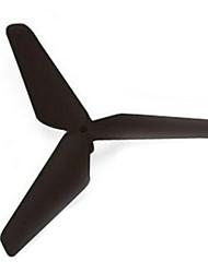 SYMA / JJRC x5C / X5 / H5C Hélices / Pièces & Accessoires RC Airplanes / RC Quadrirotor Noir / Blanc pet