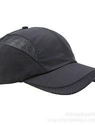 Bonnet Unisexe Chaud / Résistant au vent Head Baseball / Sport de détente Noir Fibres acryliques / TérylènePrintemps / Eté / Automne /