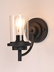 vintage Industry Glass Wall Lights Living Room Dining Room,Kitchen Cafe Bars Bar Table Minimalist Wall Sconces