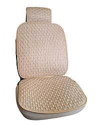 Textile Car Seat Cover Ivory